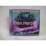 Cd Original Ben Harper  The Best So Far  Edição Especial