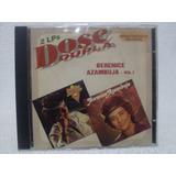 Cd Original Berenice Azambuja  Dose Dupla  Volume 1