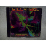Cd Original Billy Idol  Cyber Punk   Importado