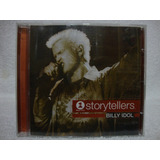 Cd Original Billy Idol  Vh1 Storytellers