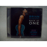 Cd Original Brian Mcknight  Back At One