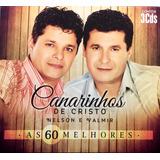 Cd Original Canarinhos De Cristo   As 60 Melhores