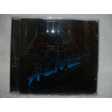 Cd Original Daft Punk  Alive 2007  Importado