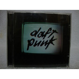 Cd Original Daft Punk  Human After All