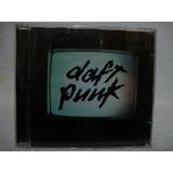 Cd Original Daft Punk  Human After All