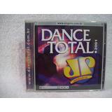 Cd Original Dance Total 2001  Jovem Pan