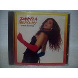 Cd Original Daniela Mercury  O Canto Da Cidade