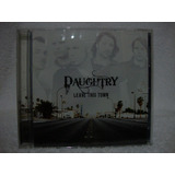 Cd Original Daughtry  Leave This Town  Importado