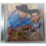 Cd Original Do Rio Negro E Solimões Autografado