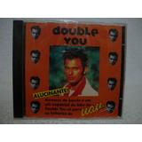 Cd Original Double You  Cd Promo  Lacrado De Fábrica
