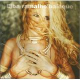Cd Original Elba Ramalho   Baioque