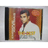 Cd Original Enrique Iglesias  The Best Hits