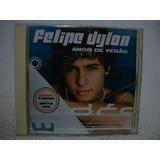 Cd Original Felipe Dylon  Amor De Verão