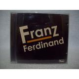 Cd Original Franz Ferdinand  Franz Ferdinand  2004