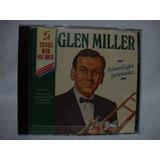 Cd Original Glenn Miller  Moonlight Serenade  Importado