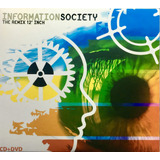 Cd Original Information Society   The Remix 12  Inch