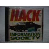 Cd Original Information Society  Hack