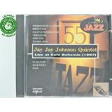 Cd Original Jazz Jay Jay Johnson Quintet   Lacrado   K7