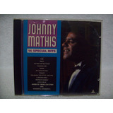 Cd Original Johnny Mathis  14 Special Hits  Globo Columbia