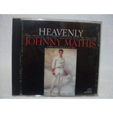 Cd Original Johnny Mathis  Heavenly  Importado