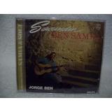 Cd Original Jorge Ben  Sacundin Ben Samba