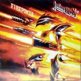 Cd Original Judas Priest   Firepower