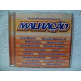 Cd Original Malhação  Nacional 2003