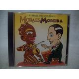 Cd Original Moraes Moreira  O Brasil Tem Concerto