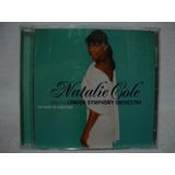 Cd Original Natalie Cole  The Magic Of Christmas  Importado