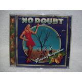 Cd Original No Doubt  Tragic Kingdom