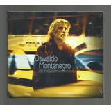 Cd Original Oswaldo Montenegro   De Passagem   Lacrado