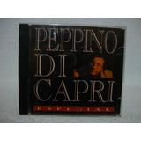 Cd Original Peppino Di Capri  Especial
