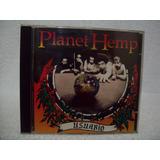 Cd Original Planet Hemp  Usuário