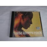 Cd Original Sade Lovers Rock