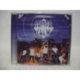 Cd Original Sampa Crew  A Noite Cai