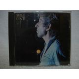 Cd Original Serge Gainsbourg  Live  Importado