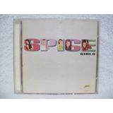 Cd Original Spice Girls  Spice