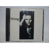 Cd Original Sting      Nothing Like The Sun  Importado