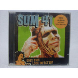Cd Original Sum 41  Does This Look Infected ?