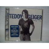 Cd Original Teddy Geiger  Underage Thinking  Importado