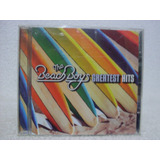 Cd Original The Beach Boys  Greatest Hits