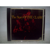 Cd Original The Clash  The Story Of The Clash