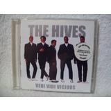 Cd Original The Hives  Veni Vidi Vicious