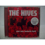 Cd Original The Hives  Your New Favourite Band