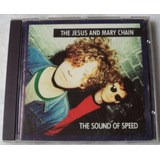Cd Original The Jesus E Mary Chain The Sound Of Speed
