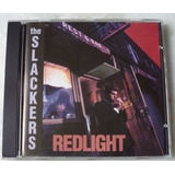 Cd Original The Slackers Redlight