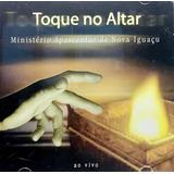 Cd Original Toque No Altar