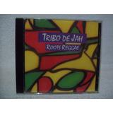 Cd Original Tribo De Jah  Roots Reggae