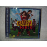 Cd Original Trilha Sonora Camp Rock