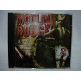 Cd Original Trilha Sonora Do Filme Moulin Rouge 2